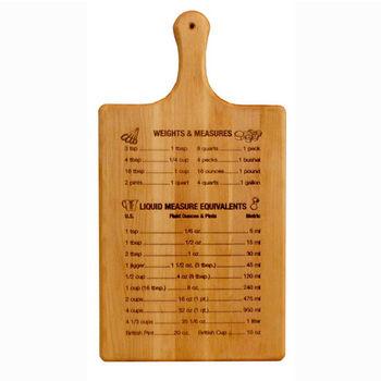 catskill craftsmen branded large u0026 liquid equivalents flat grain reversible paddle board in oiled finish