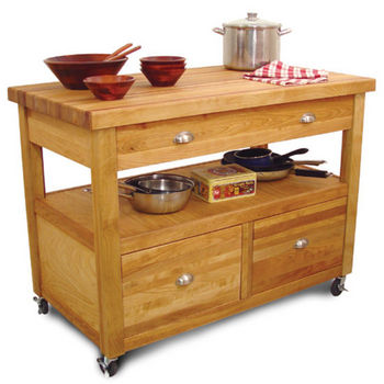 kitchen carts  islands by catskill craftsmen  kitchensource, Kitchen design