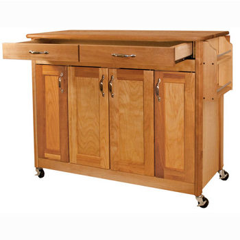 Drawer Opened View