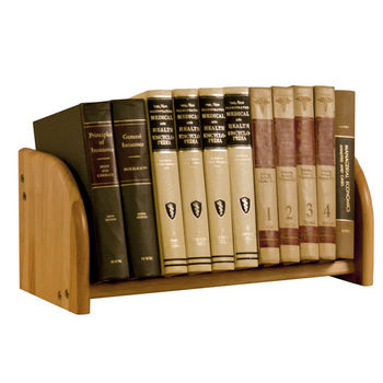 Catskill Tabletop Book Rack with Bumper Feet