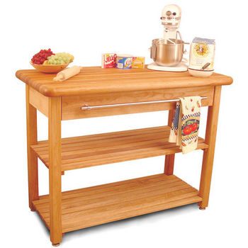 Catskill Craftsmen Kitchen Worktables