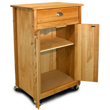Catskill KI113 Series: Promotional Butcher Block Carts