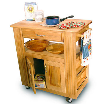 Catskill Kitchen Cabinet Islands - CA-KI11319