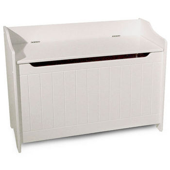 Catskill Storage Chest- White