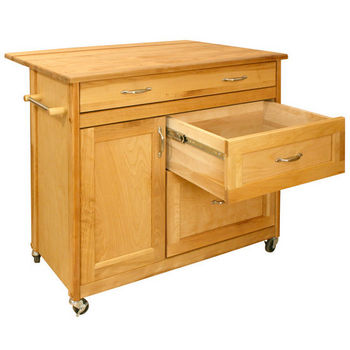 Drawer Open