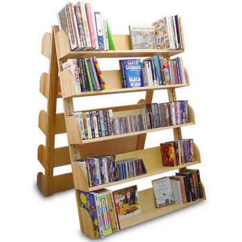 Catskill - A-Frame Rack with 10 Adjustable Shelves
