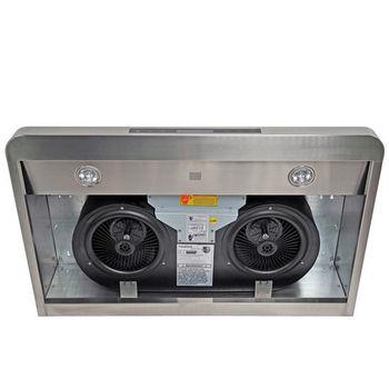 Cavaliere-Euro AP238-PS13 Stainless Steel Under Cabinet Mount Range Hood