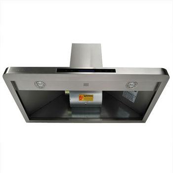 Cavaliere-Euro AP238-PS31-36 Stainless Steel Wall Mount Range Hood, 900 CFM