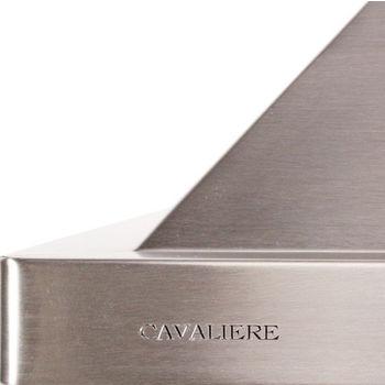 Cavaliere-Euro SV218B2 Stainless Steel Wall Mount Range Hood