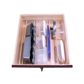 Adjustable Binning Strip Dividers