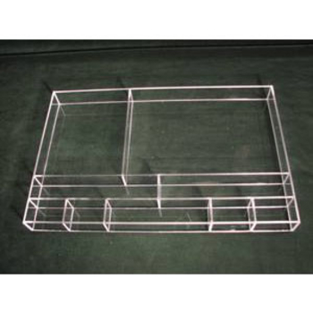 Transparent Inserts Desk Inserts