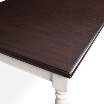 Table, White - View 6