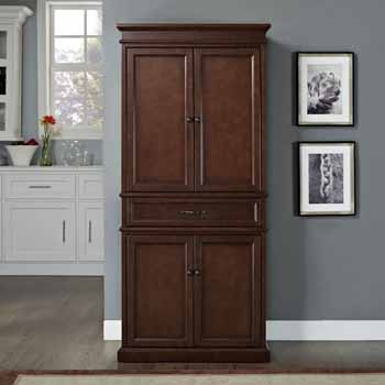 Crosley Furniture Tall Cabinet Amp Pantry Organizers