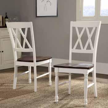 Chairs, White