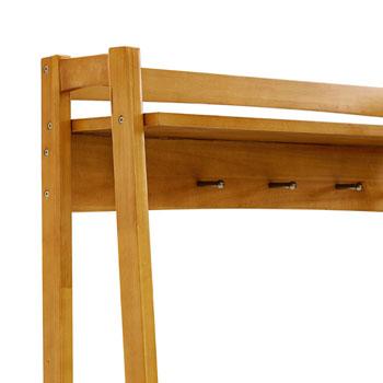 Acorn, Shelf/Coat Hangers