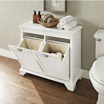 Wood Laundry Hampers With Pull Out Amp Tilt Out Door Designs