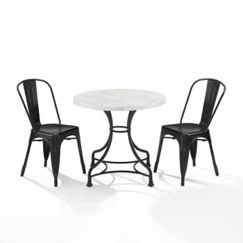 "Display - 32"" 3-Piece Amelia Chairs"