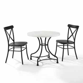 """Display - 32"""" 3-Piece Camille Chairs"""