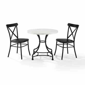 """Lifestyle - 32"""" 3-Piece Camille Chairs"""