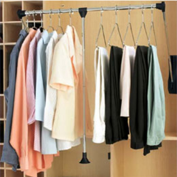 Garment Rods, Lifts & Rails