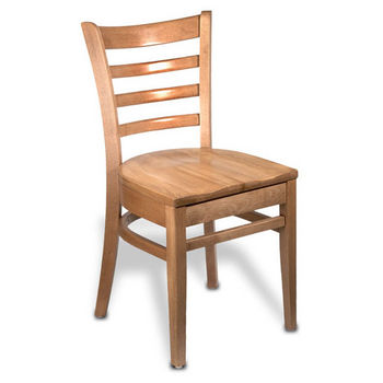 Carole Chair With All Wood Construction by Cambridge