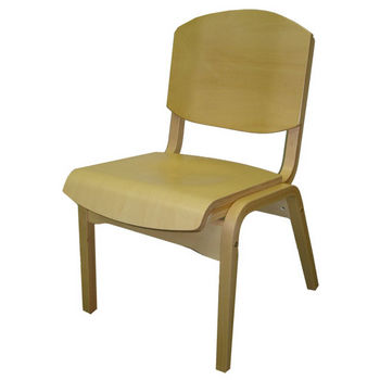 All Wood Campus 4 Chair by Cambridge