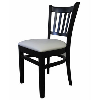 Cambridge - Grill Side Chair w/ Upholstered Seat