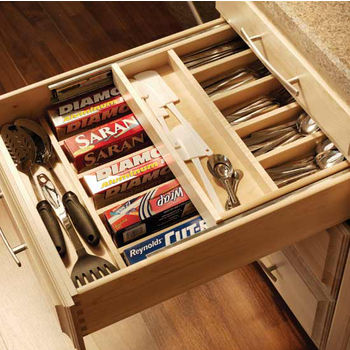 Kitchen Drawers Organizers rev-a-shelf, hafele, knape & vogt, omega national products drawer