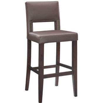 "30"" Seat Height Stool Brown"