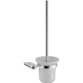 """Dawn Sinks 9501 Series Toilet Brush and Holder, 6-1/17""""W x 4-1/2""""D x 13-3/10""""H"""