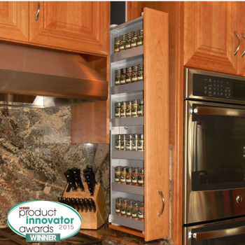 Pulldown Shelves Offer A New Way To Find Order In The