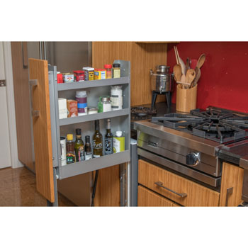 Dropout Cabinet Fixtures Cabinet Pull Out Storage