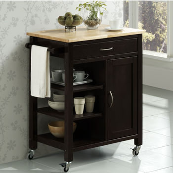 Superb Kitchen Islands Edmonton Kitchen Cart In Black With Wood Alphanode Cool Chair Designs And Ideas Alphanodeonline