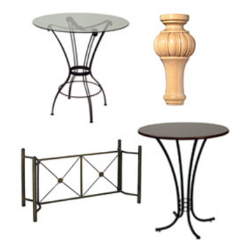 Table Bases Furniture Feet Countertop Supports Countertop And - Outdoor table legs and bases