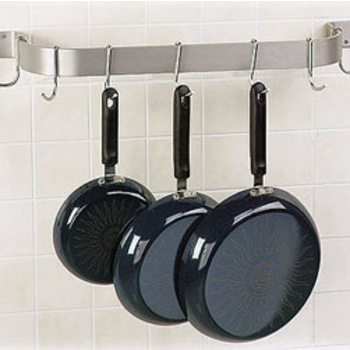 Straight Bar Pot Racks