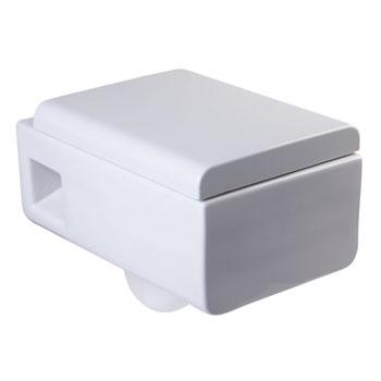 Square Toilets