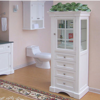 Empire Bathroom Storage