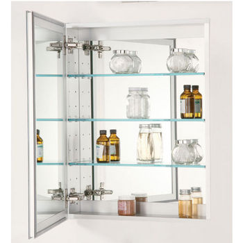 Empire - Broadway Single Door Recessed Medicine Cabinet