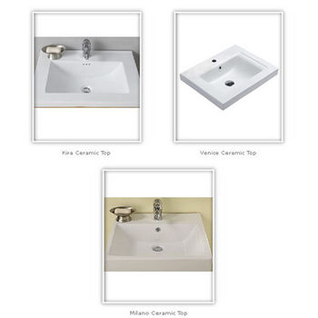 Available Sinks for Empire Vanities