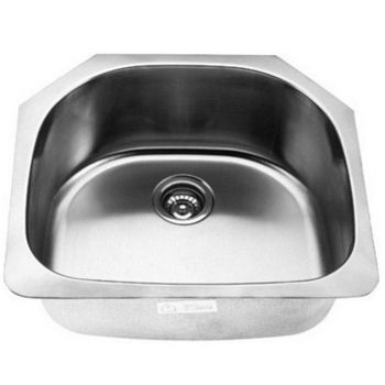 Empire S-1 and SP-1 Undermount Single Bowl Sink