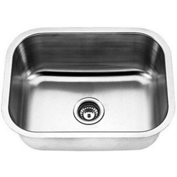 Empire Rectangular Undermount Single Bowl Sink
