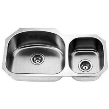 Empire SP-5 Undermount Double Bowl Sink