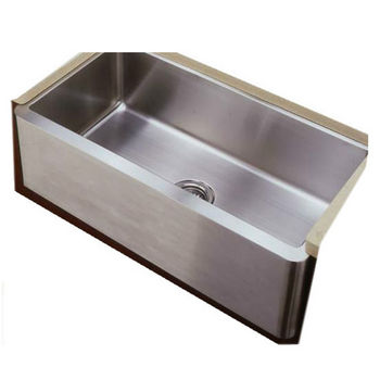 "Premium Quality 33"" Stainless Steel Loft Sink"