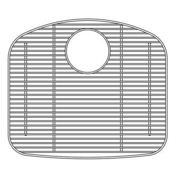 Sink Accessories Kitchen Sink Grid With D Bowl Shape Ei