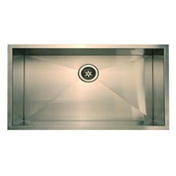Empire Everest Stainless Steel Single Bowl Kitchen Sink