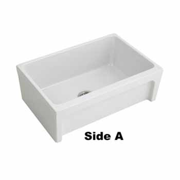Empire Opera 30'' Farmhouse Single Kitchen Sink
