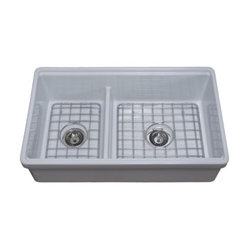 Sink with Included Grids