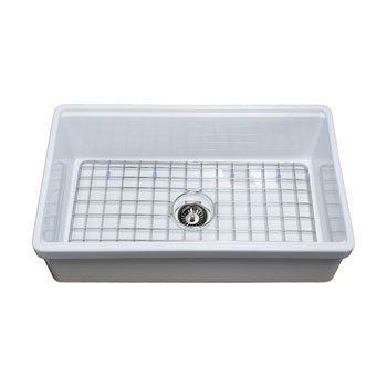 33'' Sink with Included Grid