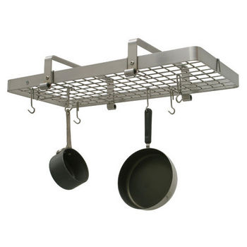 Low Ceiling Rectangular Pot Rack PR13 Series