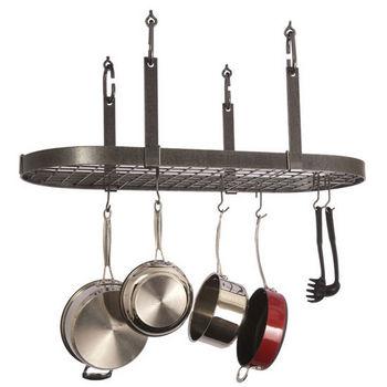 Four Point Oval Pot Racks PR14 Series